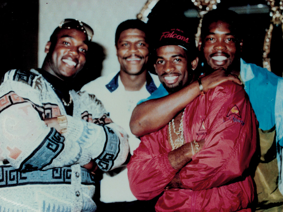 An Oral History of Magic City: Derrick Thomas, Barney, Deion Sanders, 1989