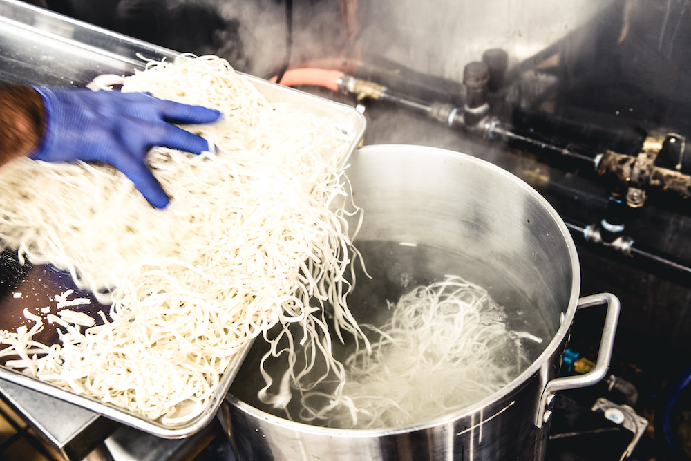 At Vietvana in Avondale Estates, expect handmade pho noodles and