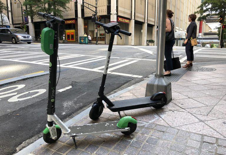 Commentary: Atlanta's nighttime e-scooter ban has a major blind spot