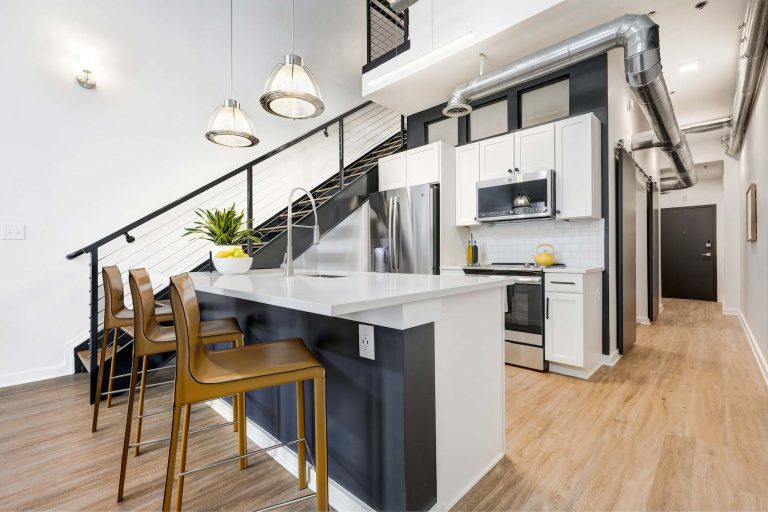 The Center of the City: Experience District Lofts