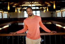 Poet Jericho Brown