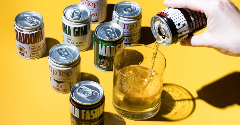 Are canned cocktails worth it? An Atlanta bartender tries local brands.