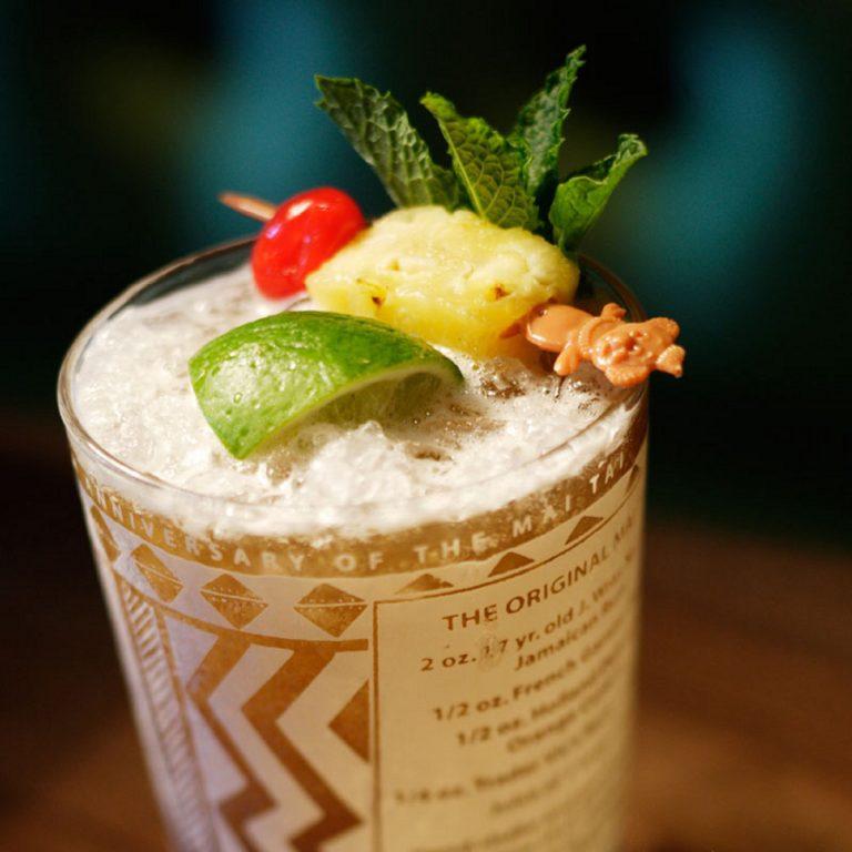 Why Atlanta boasts one of the last Trader Vic's tiki bars in the U.S.