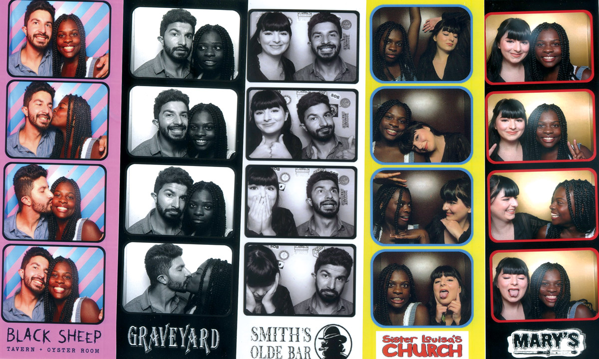 Atlanta After Dark: Photobooths
