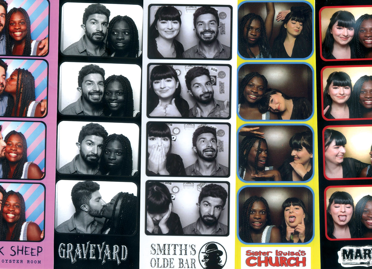 Atlanta After Dark: How 10 Atlanta photo booths stack up