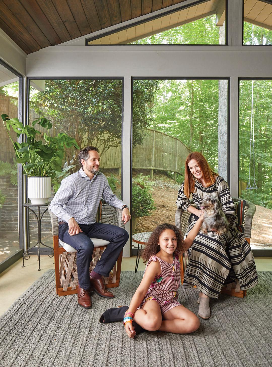 Laura Walker Baird and Paul Baird (Verde Home) house