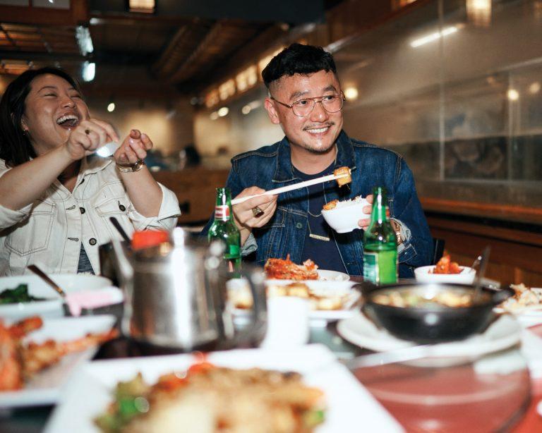 The joy of 1 a.m. mapo tofu