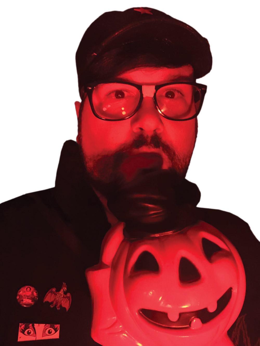 My Perfect Halloween: Eddie Ray