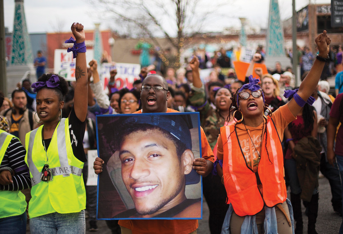 The anatomy of a police shooting: Anthony Hill