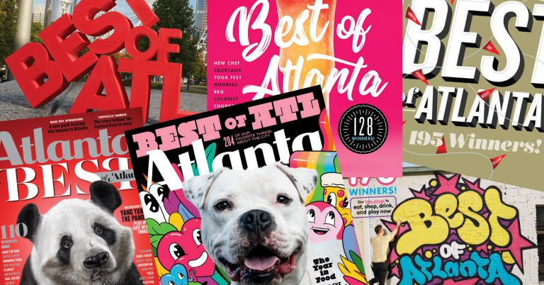 Vote! It's time to pick the Best of Atlanta 2020: Readers' Choice Awards