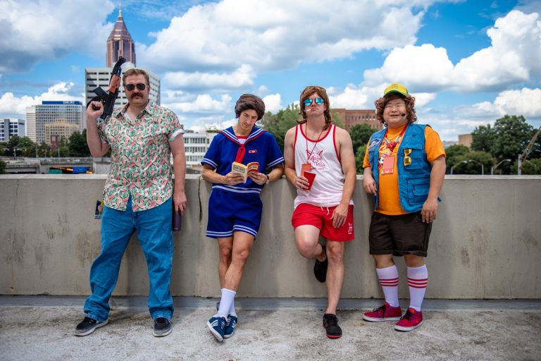 Our favorite costumes from Dragon Con 2019
