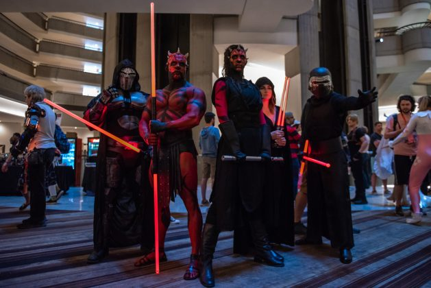 Dragon Con 2019 Cosplay costumes gallery