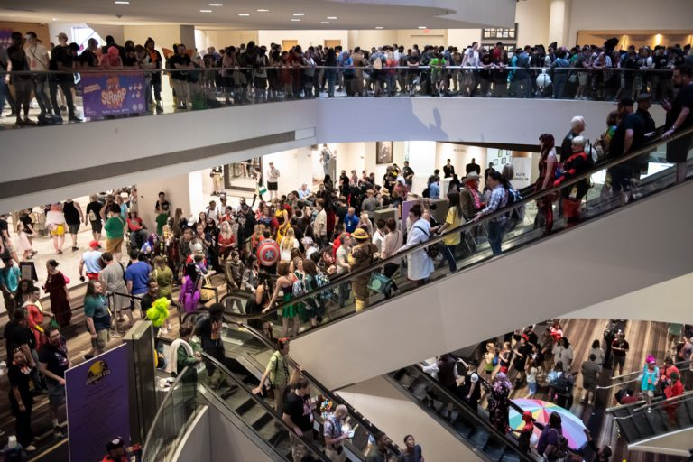 What we saw at Dragon Con 2019: T-Pain, Scoops Ahoy, and Jon the FedEx Man