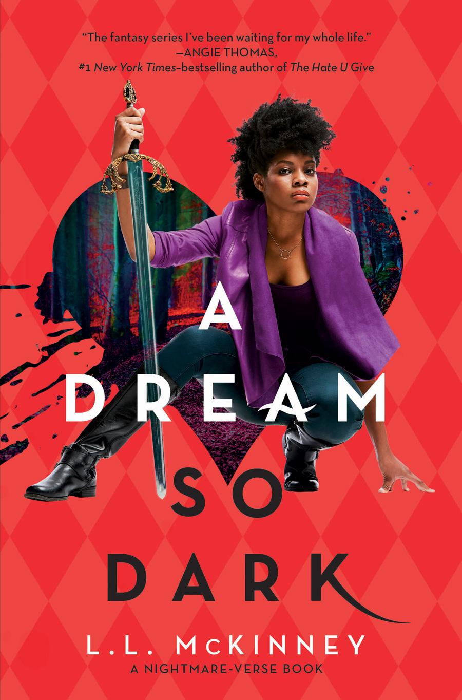 L. L. McKinney A Dream so Dark