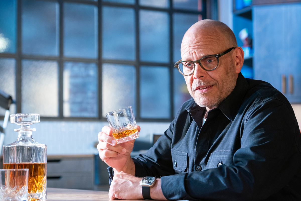 Alton Brown Good Eats The Return