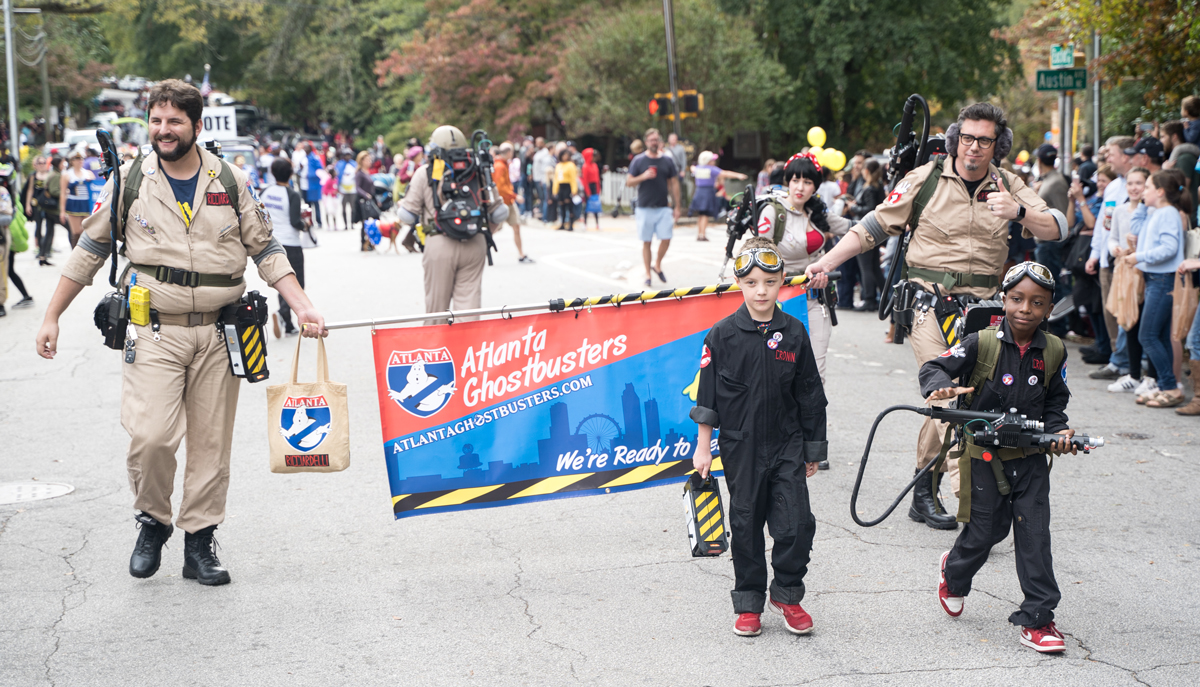Fall festivals in Atlanta