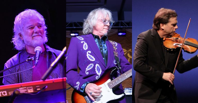 Rock meets classical as Mike Mills, Chuck Leavell, and Robert McDuffie perform songs about Georgia, for Georgia