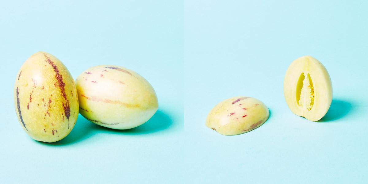 Pepino Melon opened and closed