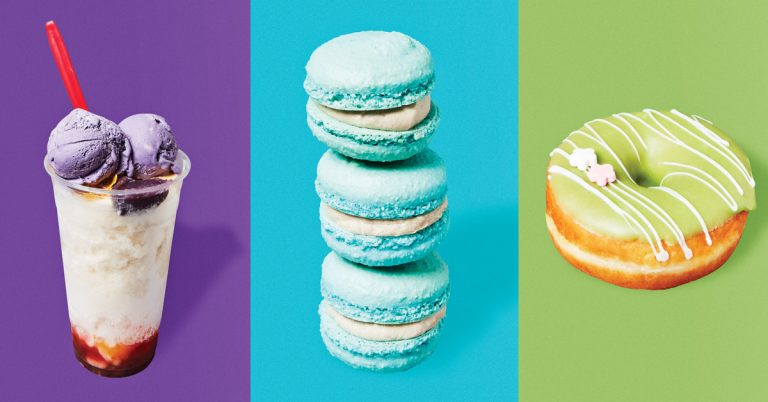 A Buford Highway dessert for every color of the rainbow