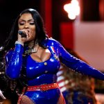 Megan Thee Stallion performs at the BET Hip Hop Awards 2019