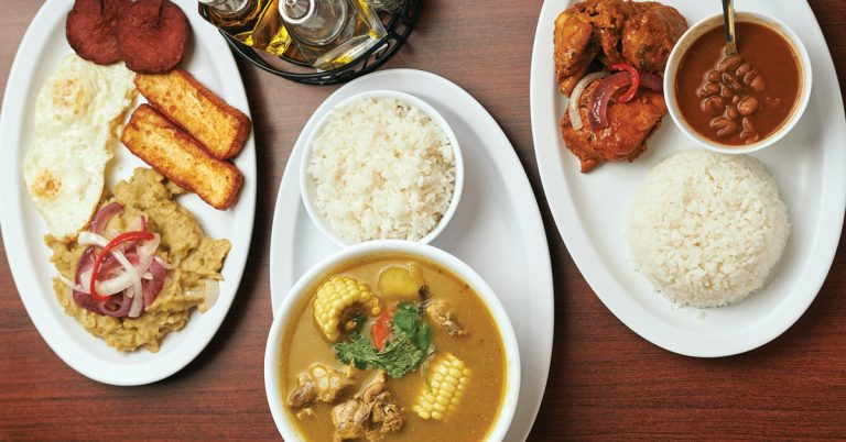 Sorry mom, but Dominican food is island-inspired perfection