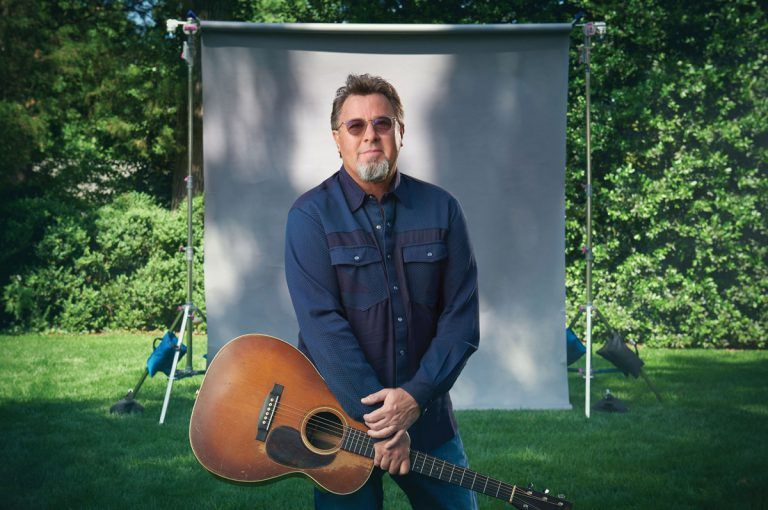 Vince Gill talks guitars, grub, golf, and gaining a life after 40 years in the music business