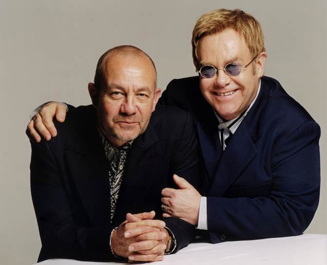 Bernie Taupin on writing songs for Elton John, Rocketman, and his upcoming art exhibition in Atlanta