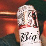 Budweiser Big Boi Tall Boy