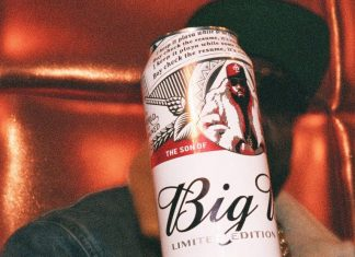 Budweiser Big Boi Tall Boy