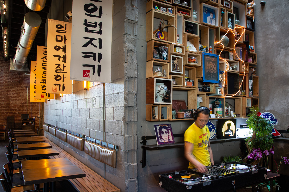 Gaja Korean Bar