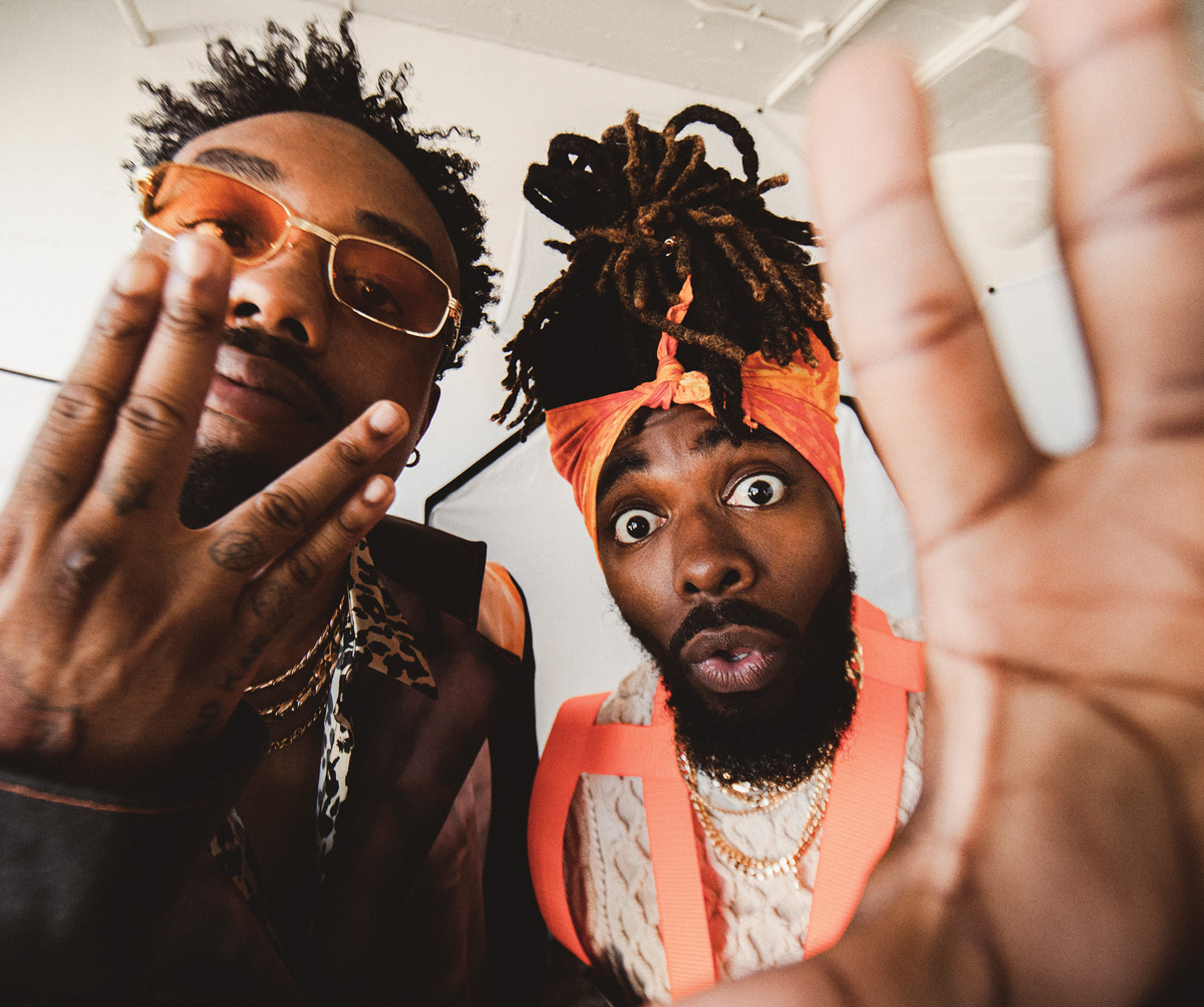 EarthGang Atlanta Mirrorland