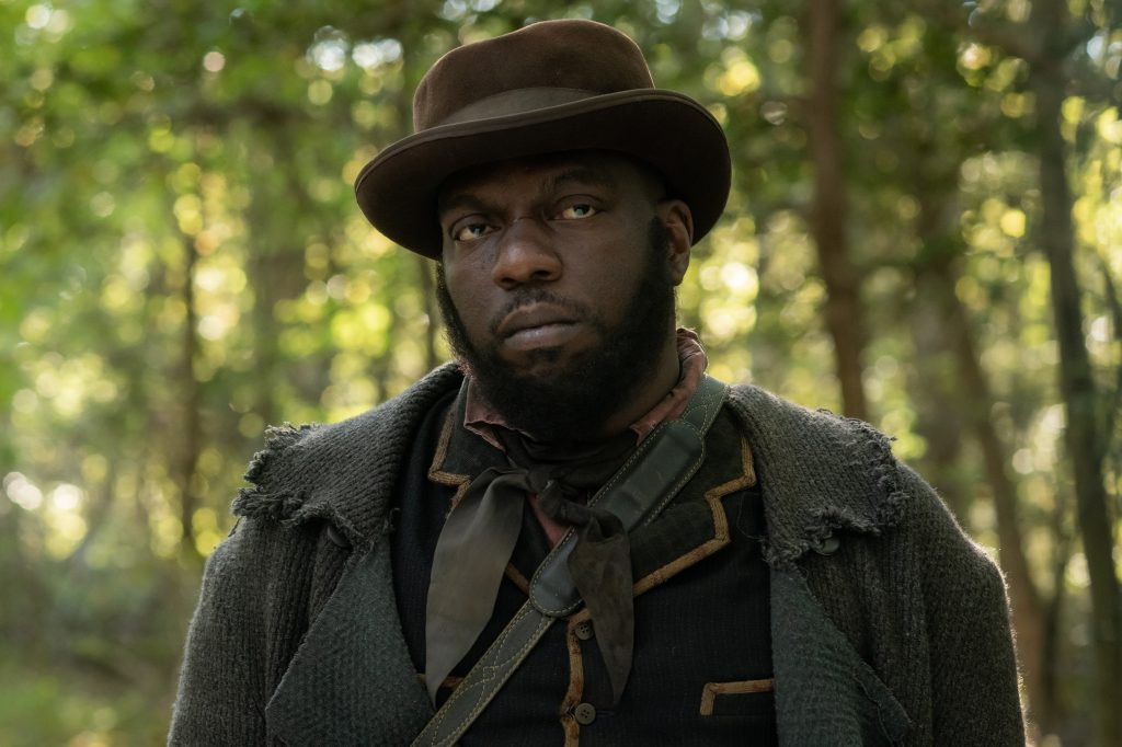 Q&A: Decatur native Omar Dorsey on being Hollywood, his role in Harriet, and more