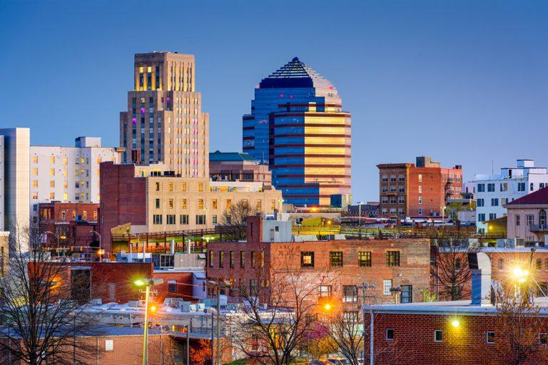 Kingdom of Cool: Durham, North Carolina, smolders as a technology hub and culinary hotspot