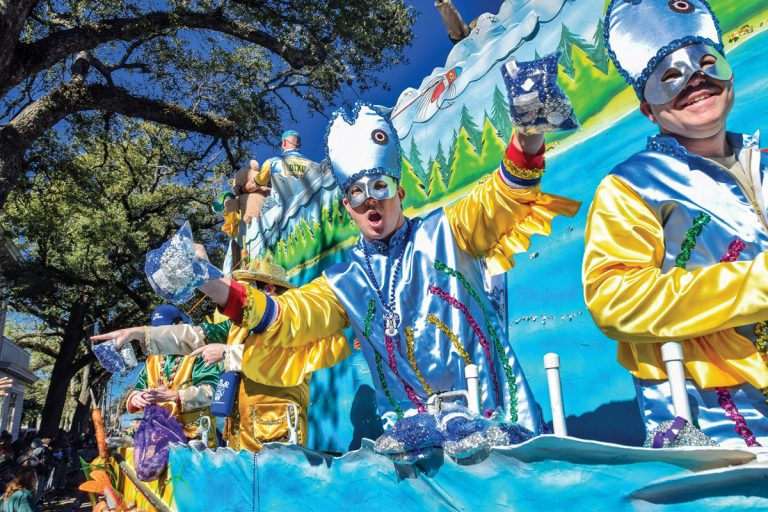 How to let the good times roll at Mardi Gras in Mobile, Alabama