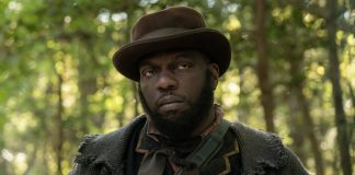 Omar Dorsey as Bigger Long in Harriet