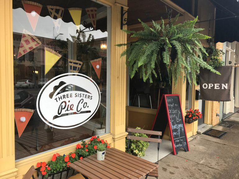 Historic hospitality and timeless charm intersect on Columbus, Mississippi's Main and Fifth Streets