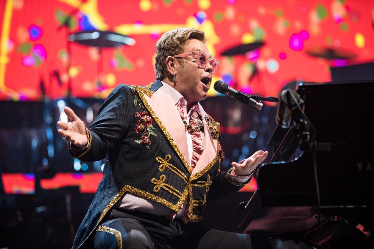 Elton John Atlanta