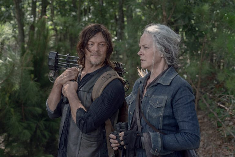 The Walking Dead Awards: Talk too much