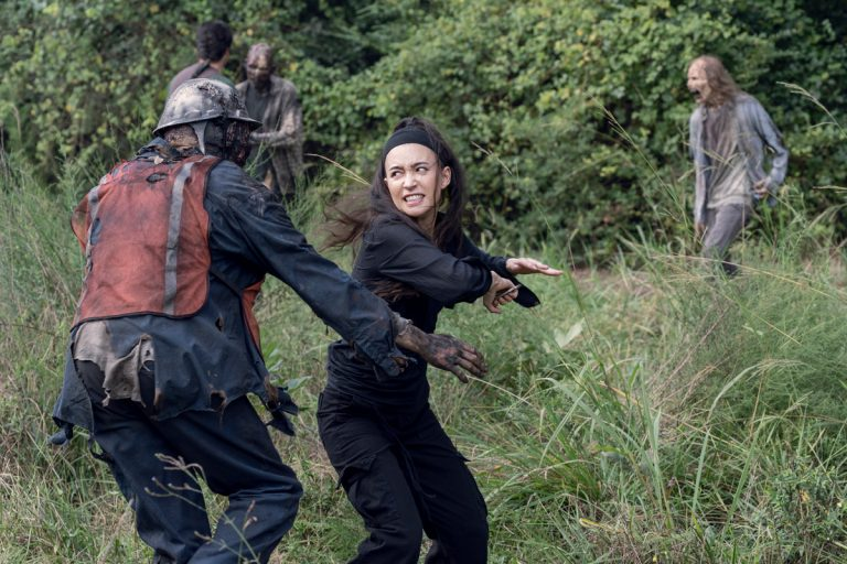 The Walking Dead Awards: Don't follow the leader
