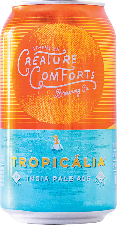 Creature Comforts Tropicalia can