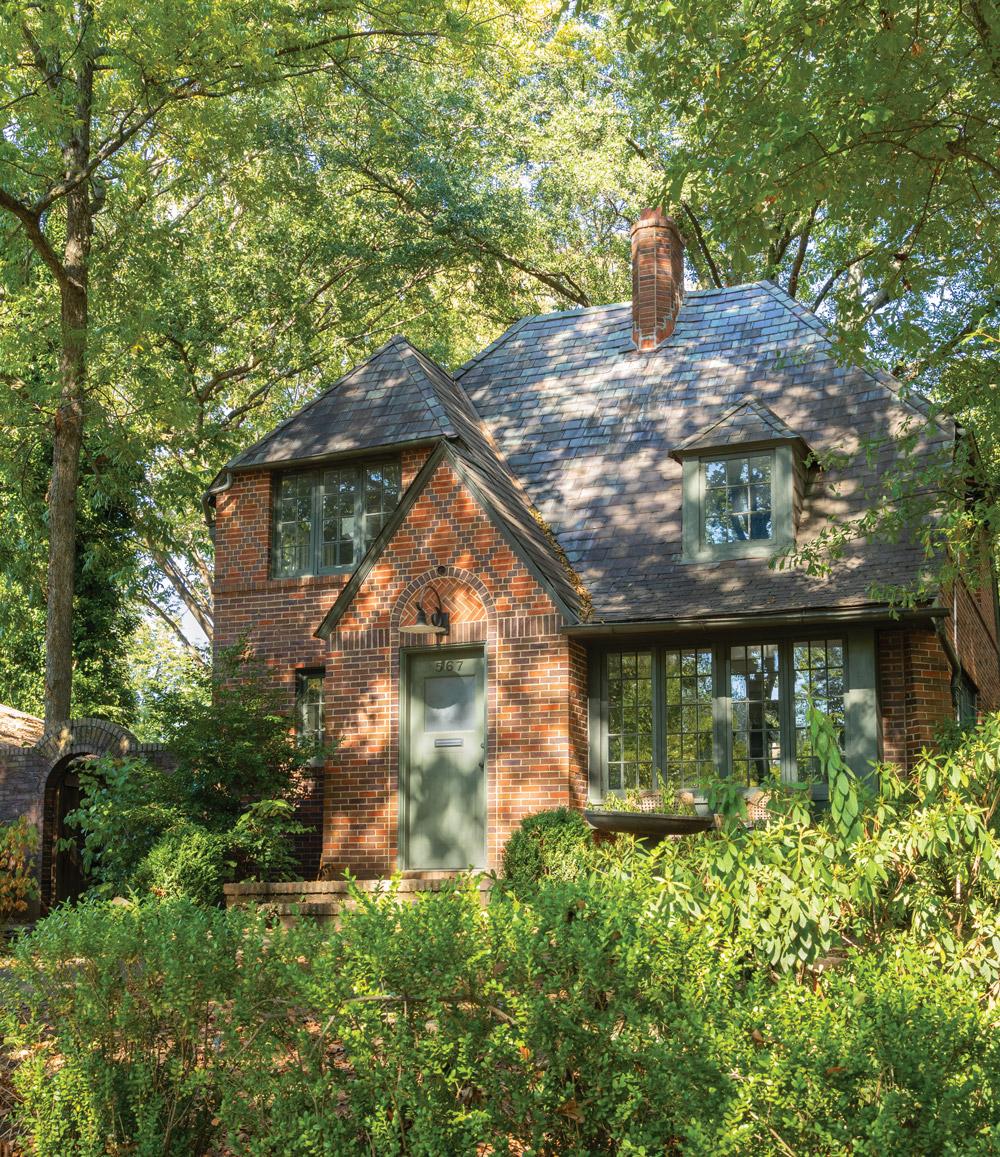 Poncey-Highland cottage