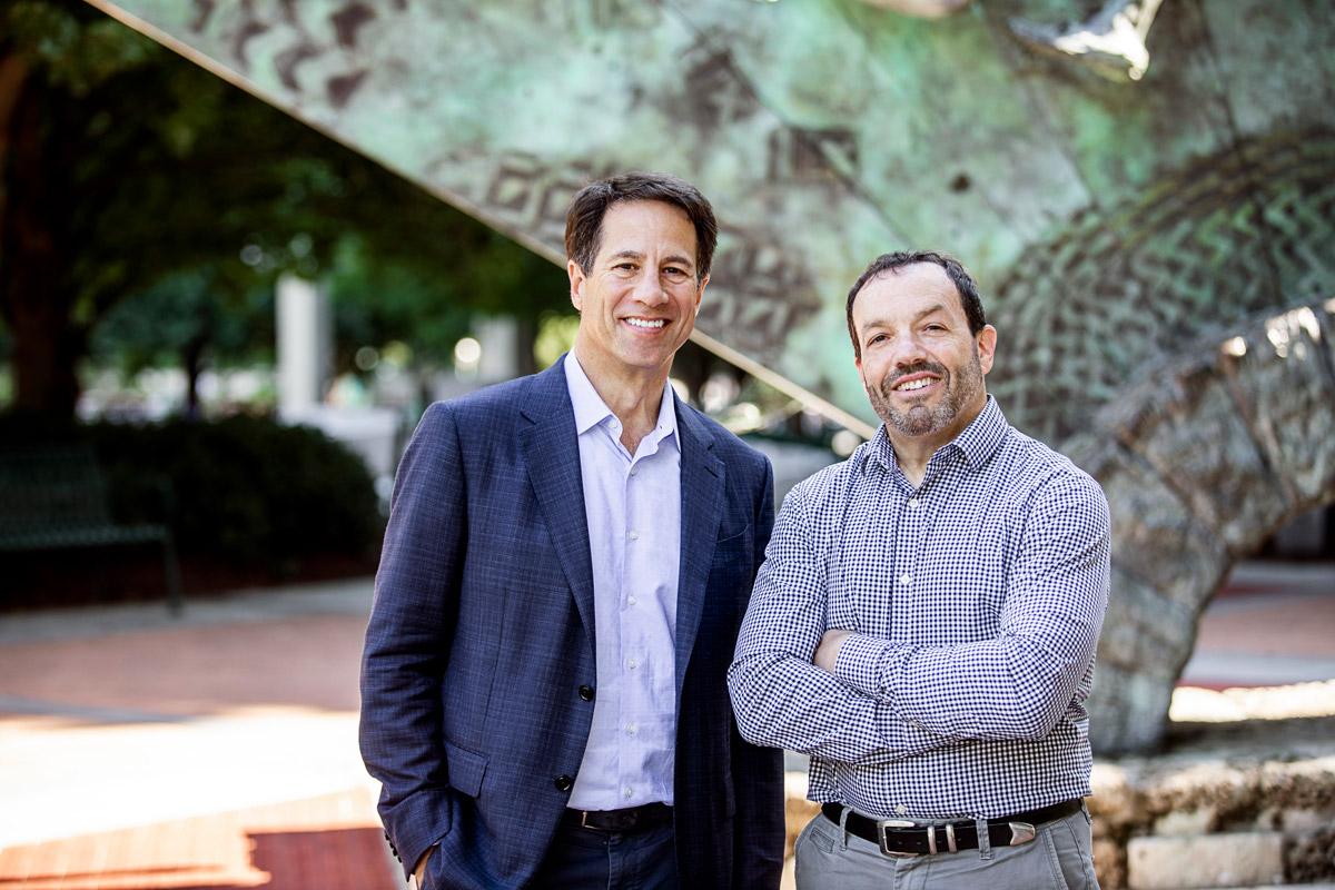 Kent Alexander and Kevin Salwen
