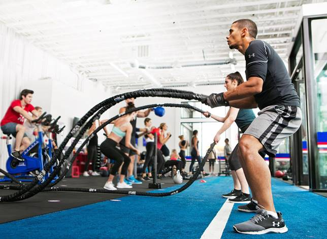 f45 Atlanta DJ workouts
