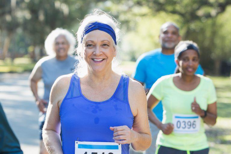 Okay, boomer: You can—and, maybe, should—run a marathon