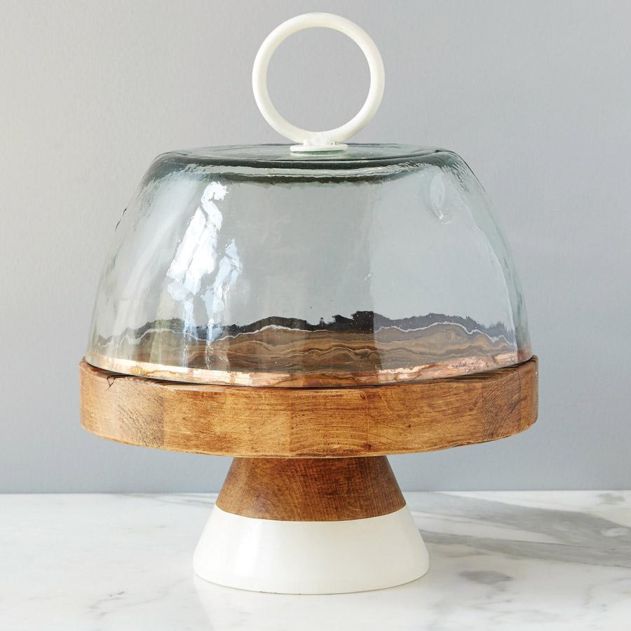 etúHome glass dome