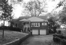Sunset Avenue home