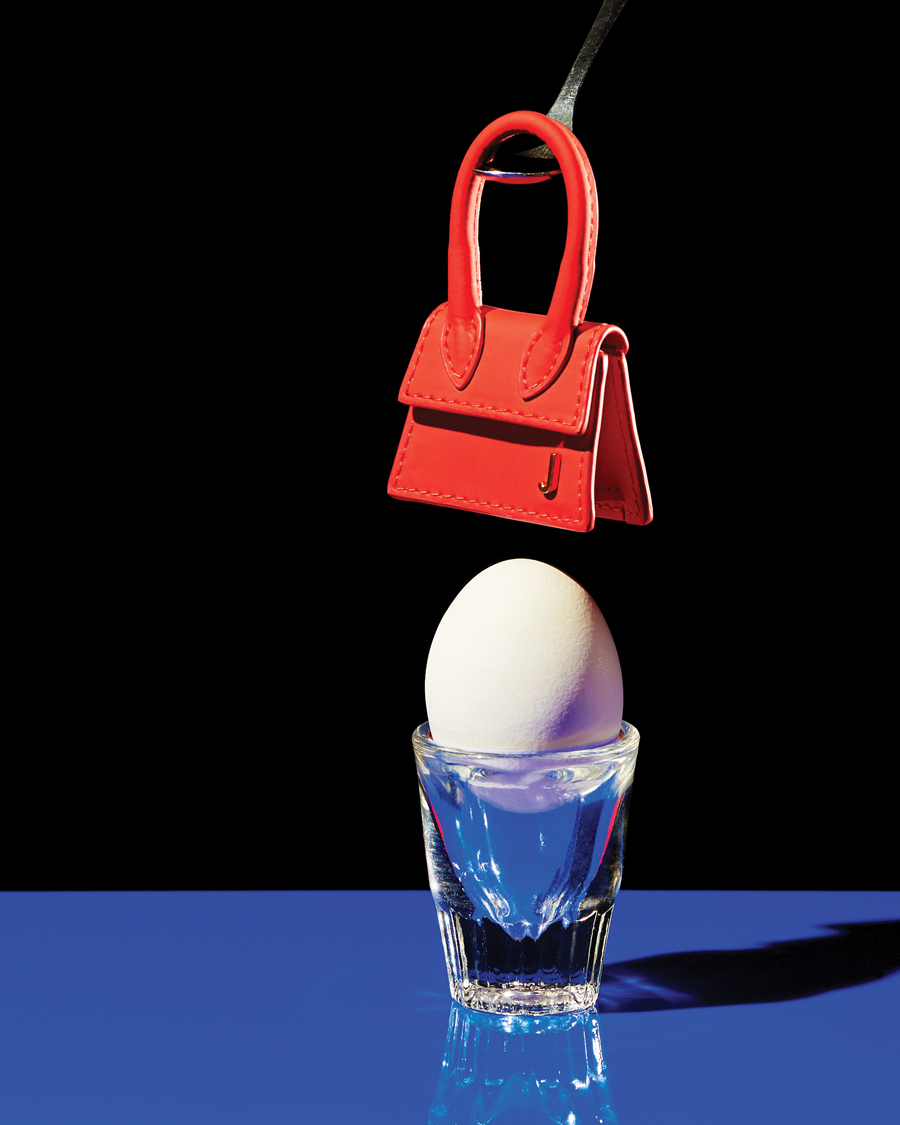 The Incredible Shrinking Handbag These