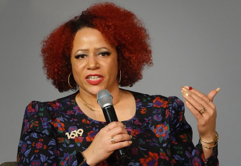 """Journalist Nikole Hannah-Jones: """"I want everyone to read [the 1619 Project] because it's the American story"""""""
