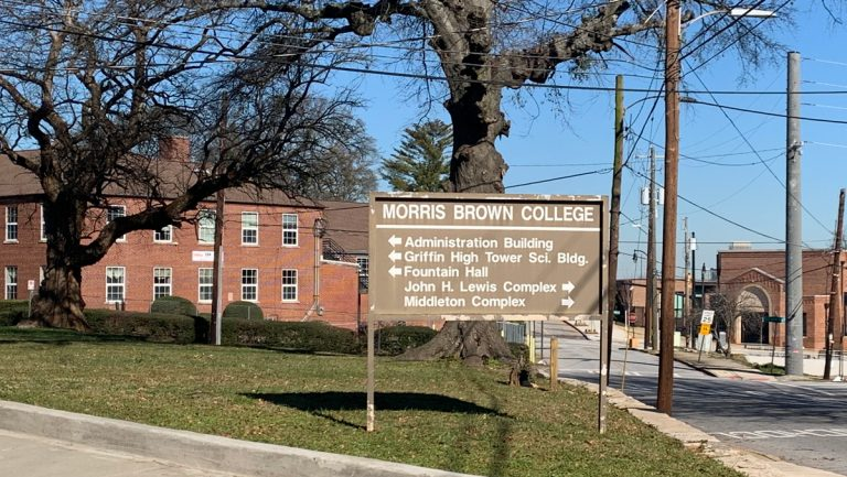 Morris Brown College closer to re-accreditation after settling $4 million debt with AME Church