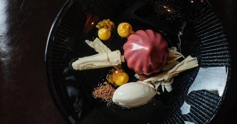Bright pink ruby chocolate is hitting Atlanta's dessert menus